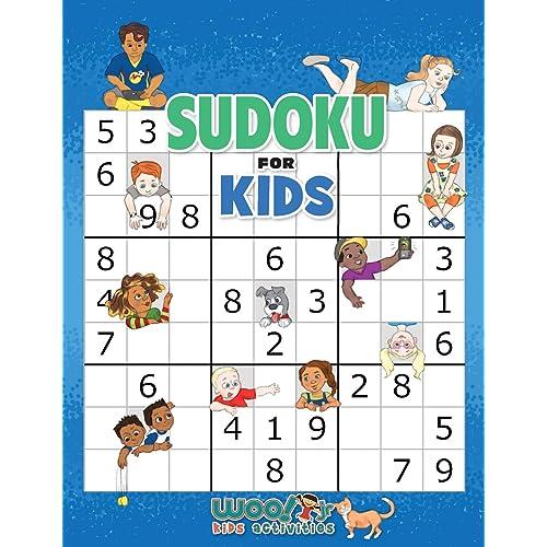 Sudoku For Kids Amazon Com