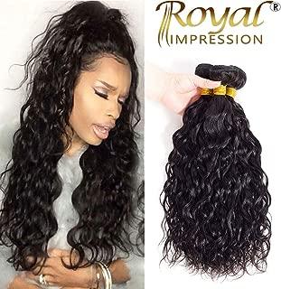 10A Brazilian Natural Wave Human Hair 3 Bundles (12