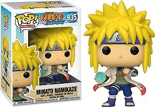 Funko Pop! Animation:Naruto- Minato Namikaze with Rasengan w/Chase (Exc), Action Figure - 36441