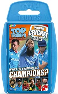 Top Trumps World Cricket Stars
