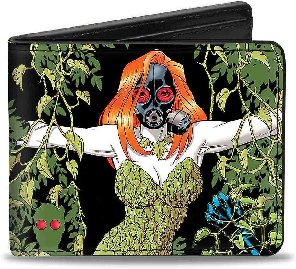 Buckle-Down Bifold Wallet Poison Ivy