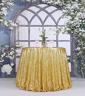 gold velvet tablecloth