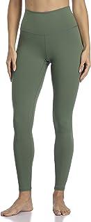 Women's Ultra Soft High Waisted Seamless Leggings Tummy...