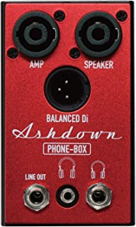 Ashdown Phone Box - Pedal de efecto