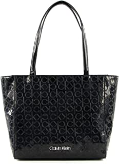 Calvin Klein CK Must EM Shopper S Black