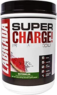 Labrada Nutrition Super Charge Watermelon, 675 g