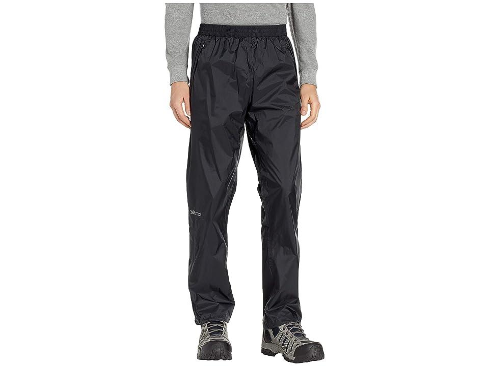 Marmot PreCip(r) Eco Pants (Black) Men