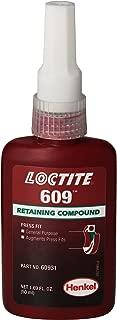 Loctite 609 442-60931 50ml Retaining Compound, General Purpose, Green Color