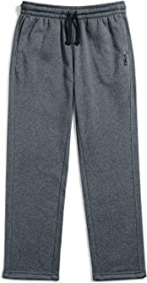 Athletic Running Jogging Pants TSLA Boys Winter Sweatpants with Pockets Thermal Casual Comfy Fleece Pants