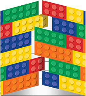 amazon fr carte anniversaire lego
