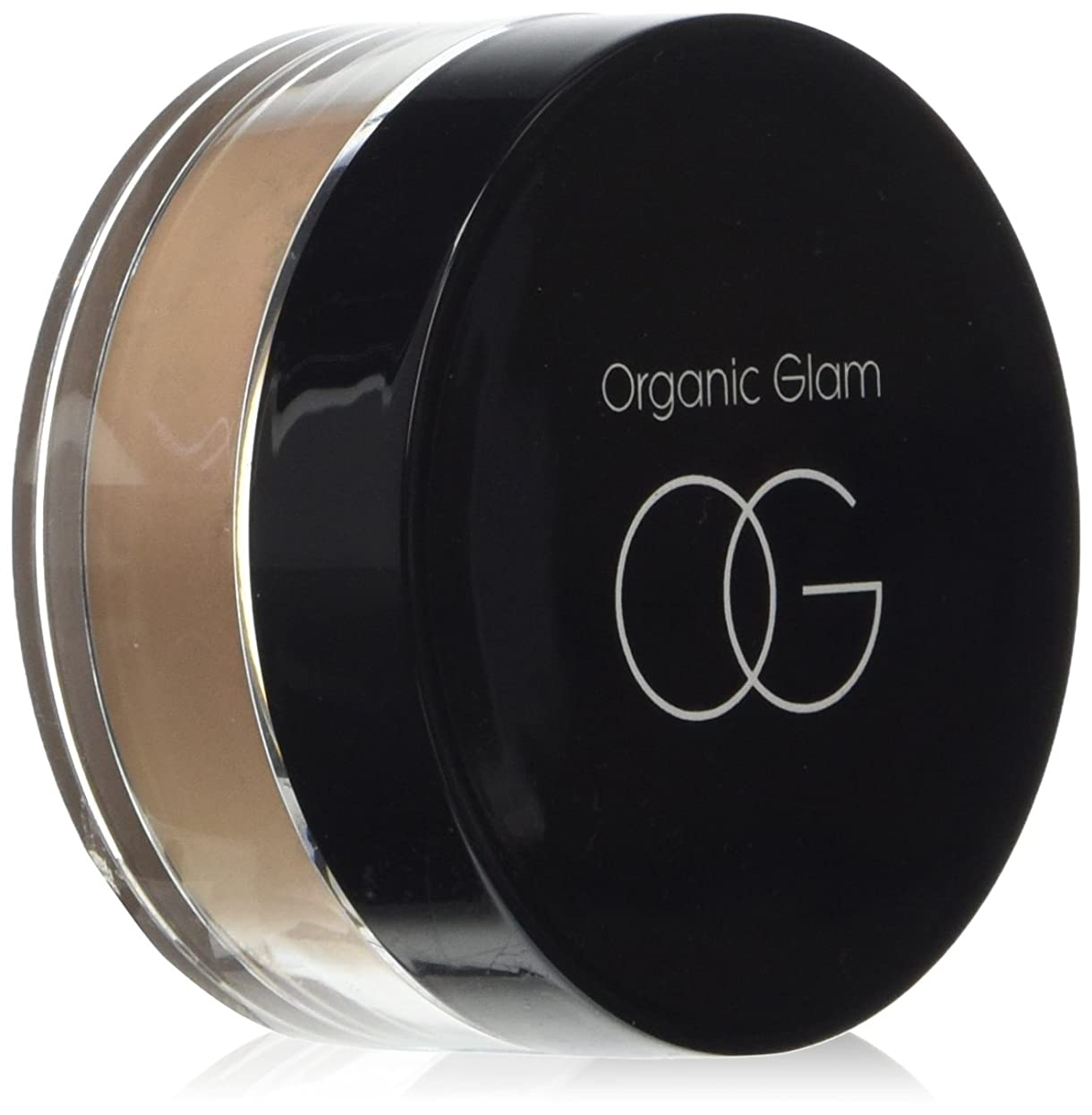 台風飛行機刺繍The Organic Pharmacy Organic Glam Loose Powder Matt 5g/0.17oz並行輸入品