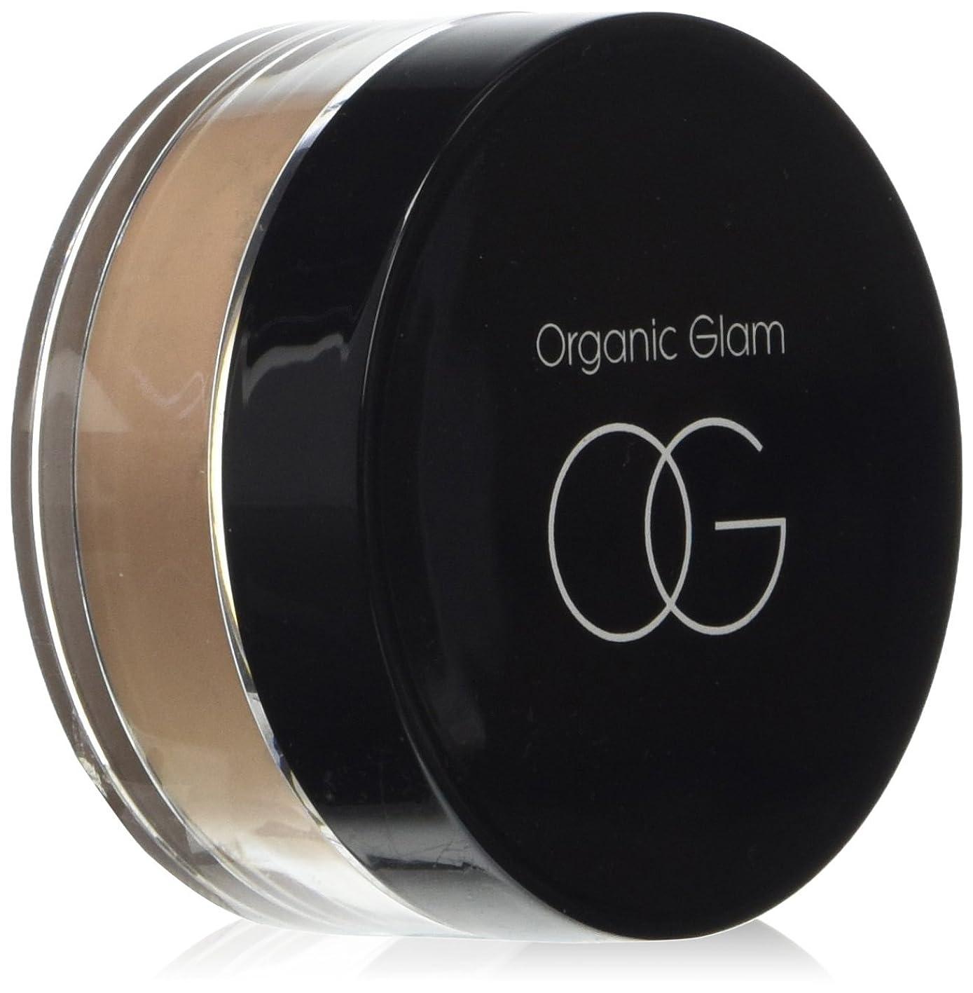 その後虎修理可能The Organic Pharmacy Organic Glam Loose Powder Matt 5g/0.17oz並行輸入品