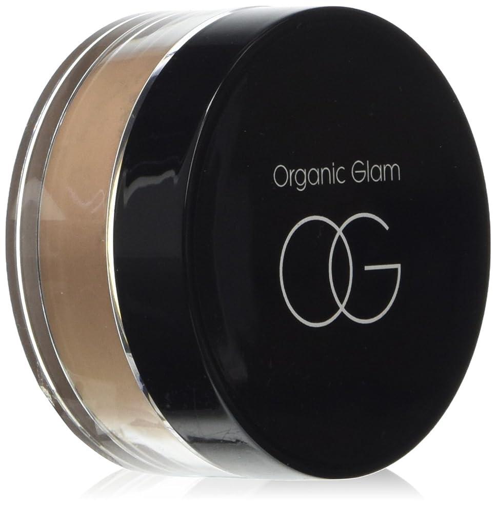 和らげる意味する糸The Organic Pharmacy Organic Glam Loose Powder Matt 5g/0.17oz並行輸入品