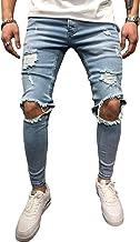 informazioni per ee491 733cc Amazon.it: pantaloni jeans strappati uomo