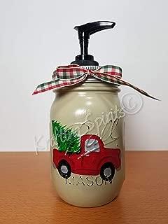 Old Fashion Truck/VW Bug/VW Van Soap Dispenser