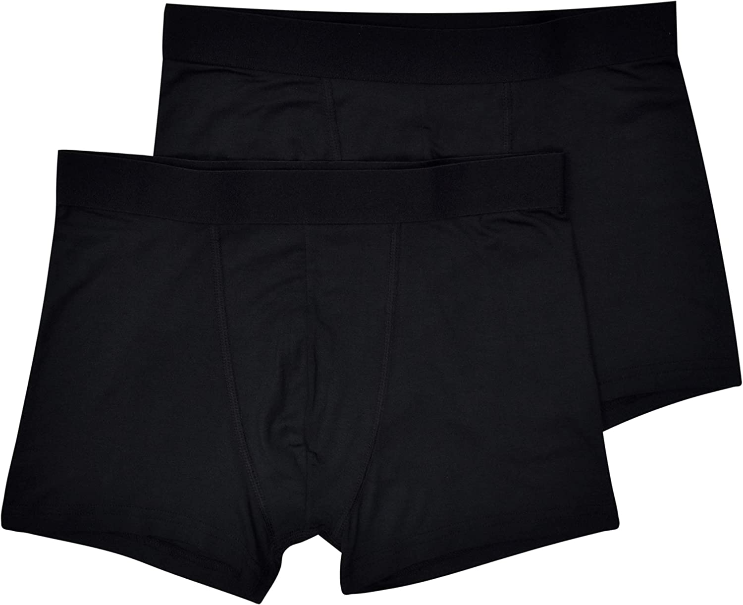 Bread and Boxers Daily Basics Boxer Brief 2 Pack Micro Modal Style 2006