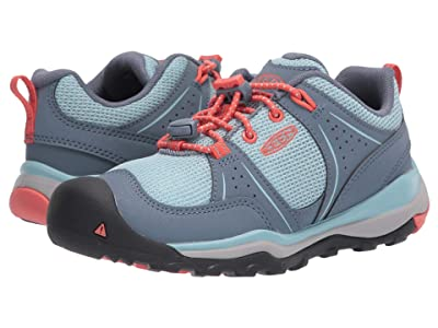 Keen Kids Terradora II Sport (Little Kid/Big Kid) (Flint Stone/Coral) Girl