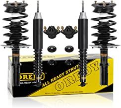 OREDY Full Set Front Rear Complete Struts Assembly Kit Shock 171685 ST8560 9214-0077 Compatible with Oldsmobile Aurora 2001 2002 2003/Buick Lesabre/Pontiac Bonneville/Cadillac DeVille 2000-2005