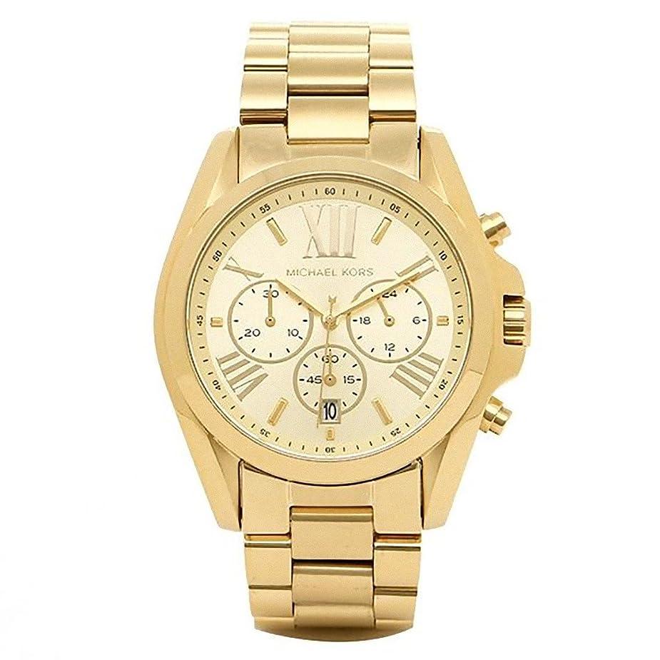 振動させる影のあるルーム[マイケルコース] 腕時計 レディース MICHAEL KORS MK5605 ゴールド [並行輸入品]