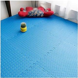 MAHFEI Foam Interlocking Floor Mats Yoga Room Living Room Baby Crawling Floor Protection Reducing Buffer Easy To Clean, PE...