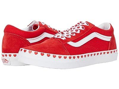 Vans Kids Old Skool (Big Kid) ( Girls Shoes