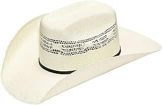 Men's Bangora Straw Cowboy Hat Natural 7 1/2