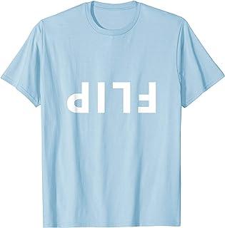 Flip Upside Down Gamer Shirt Kids Boys Merch Fans T-Shirt