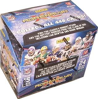 2011 Panini Adrenalyn XL Trading Card Game Sealed Box
