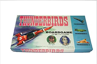W11 Thunderbirds - The Classic 1960s Supermarionation TV Series Retro Board Game