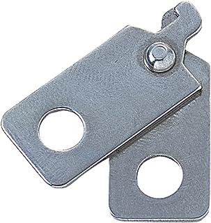 サンワサプライ セキュリティワイヤー用取り付け部品 eセキュリティ(マイクロ ロック) SLE-1P