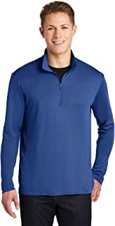 Clothe Co. Men's Athletic Performance 1/4-Zip Pullover