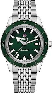 ساعت مچی مردانه Rado Captain Cook اتوماتیک شماره گیری سبز مردانه R32505313