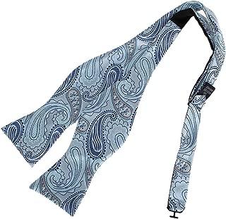 Dan Smith Pretty Patterns Microfiber Suppliers Self-tied Bow Tie
