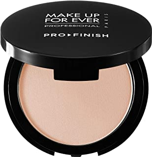 Make Up For Ever Pro Finish Powder Foundation - 0.35 oz, 115 Pink