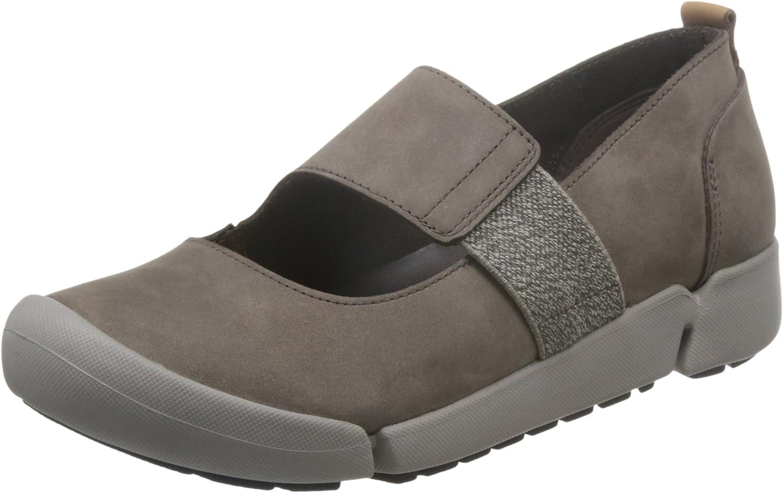 Clarks Halbschuhe & Derby-Schuhe, Farbe Grau, Marke, Marke, Marke, Modell Halbschuhe & Derby-Schuhe TRI AVA Grau  aa6817