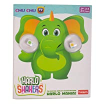Funskool Games – Harlo Shakers, Educational Game, The Color Patter Matching Card Game, Kids & Family, 2 – 4 Players, 3 & Above