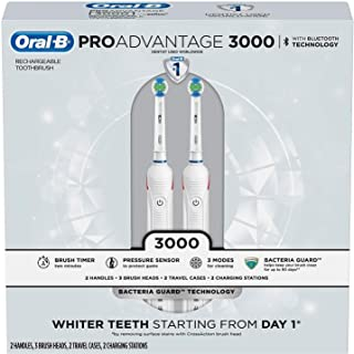 Oral-B PROAdvantage 3000 Electric Rechargeable Toothbrush (2 pk.)
