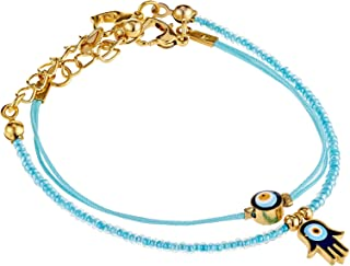 Alwan Set of 2 Bracelets for Young Ladies & Teeanagers - EE3537H91LBL