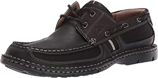 CLARKS Men's Waterloo Boat Shoe
