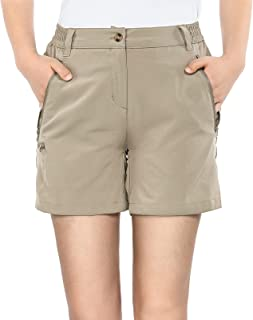 Women's Hiking Shorts Quick Dry Cargo Shorts for Hiking,...
