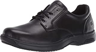 أحذية Dunham Men's 8000service Plaintoe Oxford