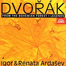 Dvořák: From the Bohemian Forest, Legends