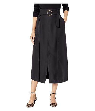 Bishop + Young Adria High-Waist Skirt (Black) Women