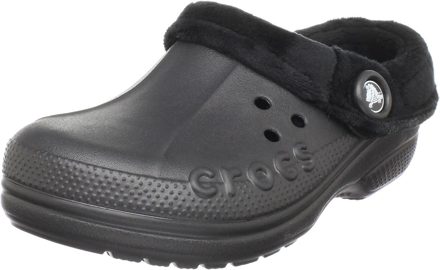 Crocs Kids' Blitzen Polar Lined Clog