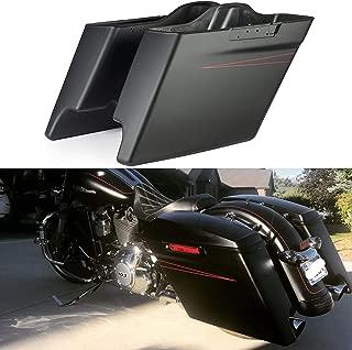 Best fiberglass saddlebags for harley Reviews