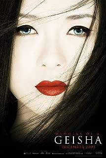 Memoirs of a Geisha 11.5x17 Inch Promo Movie Poster