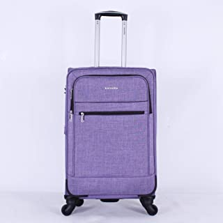 Travelite Soft Case Luggage, Purple - 763