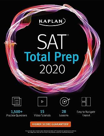 SAT Total Prep 2020: 5 Practice Tests + Proven Strategies + Online + Video