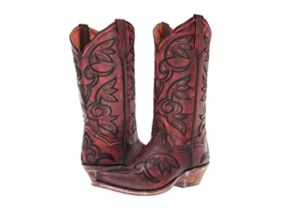 Dan Post Irreplaceable (Red) Cowboy Boots