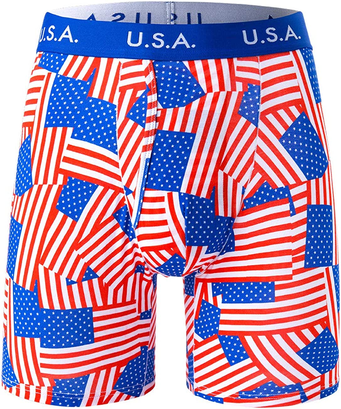 PLUMS Underwear Co. Men's 3 Pack Boxer Brief